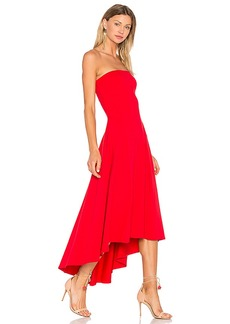 Susana Monaco Bena Dress in Red. - size M (also in L,S,XS)