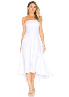 Susana Monaco Bena Dress in White. - size S (also in XS)