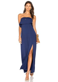 Susana Monaco Benny Dress in Navy. - size L (also in S,XS)