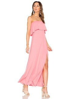 Susana Monaco Benny Maxi in Pink. - size S (also in L,M,XS)