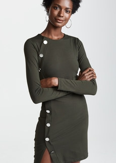 Susana Monaco Button Detail Dress