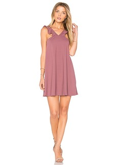 Susana Monaco Cassie 16 Dress in Purple. - size L (also in M,S,XS)