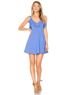 Susana Monaco Delaney 16 Dress in Blue. - size L (also in M,S,XS)
