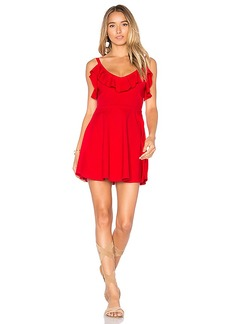 Susana Monaco Delaney 16 Dress in Red. - size L (also in M,S,XS)