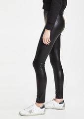Susana Monaco Faux Leather Leggings