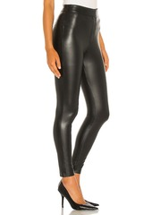 Susana Monaco Faux Leather Leggings