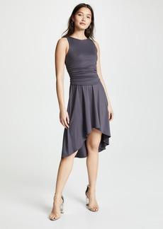 Susana Monaco Gathered Bodice Dress
