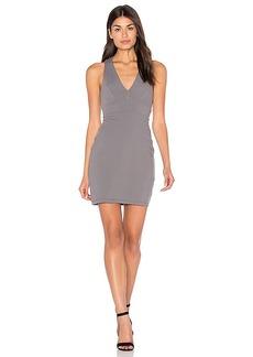 Susana Monaco Gia Dress in Gray. - size L (also in XS)