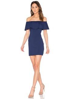 Susana Monaco Hannah Dress in Blue. - size L (also in M,XS)