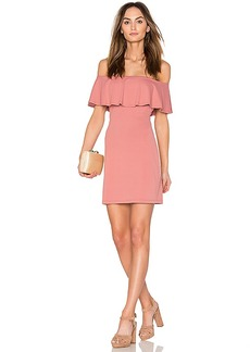 Susana Monaco Hannah Dress in Pink. - size M (also in S,XS)