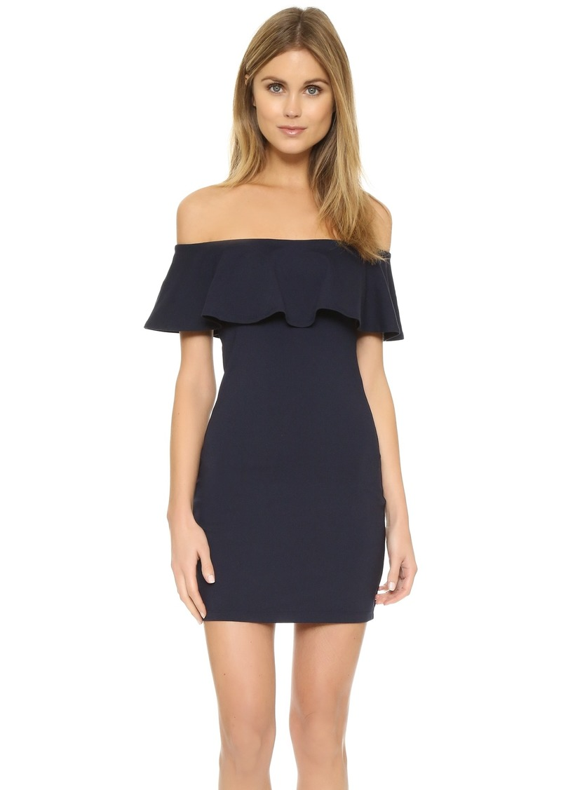 Susana Monaco Hannah Off Shoulder Dress