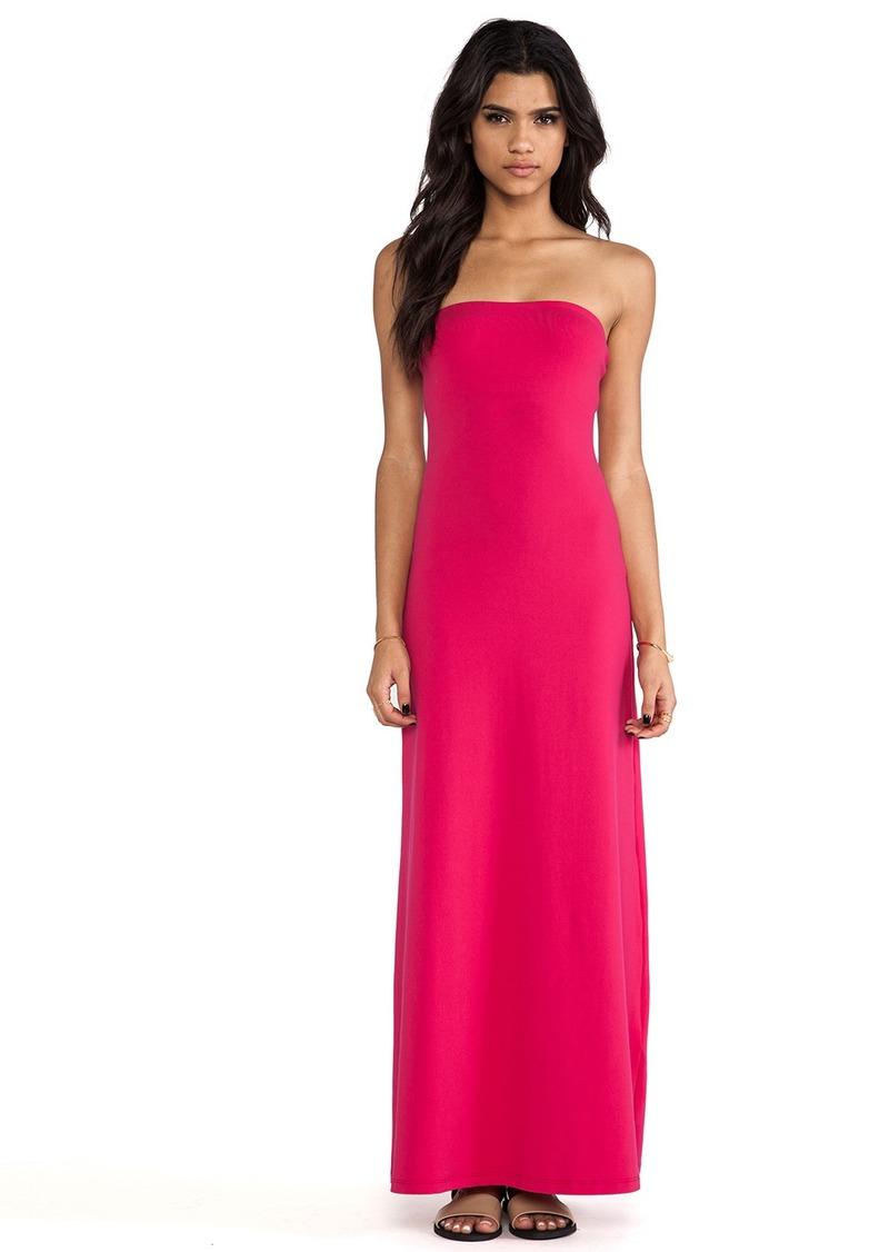 Susana Monaco Helena Strapless Maxi Dress