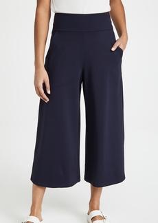 Susana Monaco High Waist Relaxed Pocket Pull On Pants