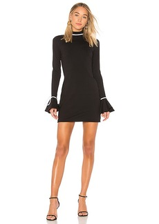 Susana Monaco Isolde 16 Dress in Black. - size XS (also in L,M,S)