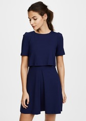 Susana Monaco Jana Pleat Dress