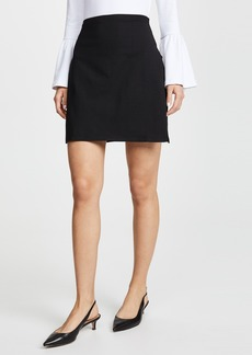 Susana Monaco Joyce Slit Mini Skirt