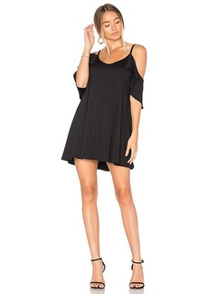 Susana Monaco Kady 16 Dress in Black. - size M (also in S,XS)
