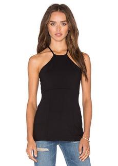 Susana Monaco Karina Top in Black. - size XS (also in L,S)