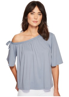 Susana Monaco Kerena Off Shoulder Gathered Top