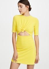Susana Monaco Knot Front Dress