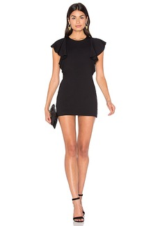 Susana Monaco Lana 16 Dress in Black. - size M (also in XS)