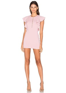 Susana Monaco Lana 16 Dress in Pink. - size L (also in S,XS)