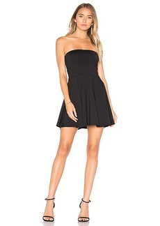 Susana Monaco Lanie 16 Dress in Black. - size M (also in S,XS)