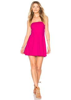 Susana Monaco Lanie 16 Dress in Pink. - size L (also in M,S,XS)