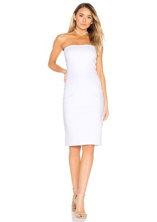 Susana Monaco Laura Dress in White. - size L (also in M,S,XS)
