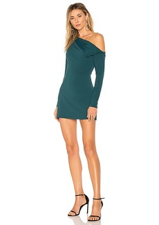 Susana Monaco Leila 16 Dress in Green. - size L (also in M,S,XS)