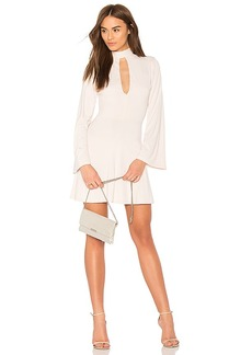 Susana Monaco Linnaea 18 Dress in Ivory. - size L (also in M,S,XS)