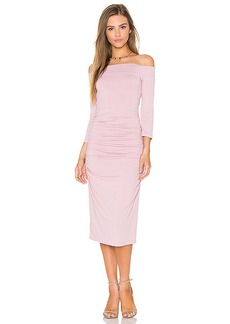 Susana Monaco Lydia Dress in Pink. - size S (also in XS)