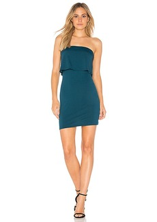 Susana Monaco Meredith Dress in Green. - size L (also in M,S,XS)