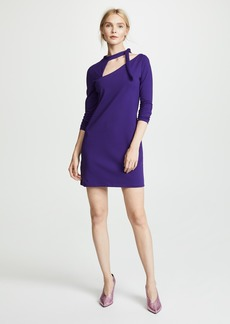 Susana Monaco Neckline Detail Dress