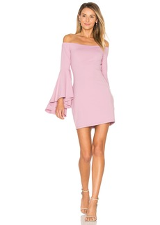Susana Monaco Off Shoulder Dress