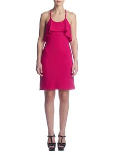 SUSANA MONACO Philomena Ruffled Front Dress