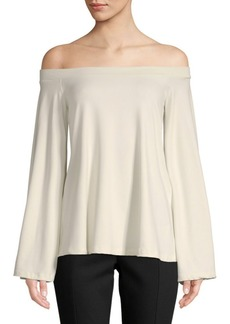 Susana Monaco Phoebe Off-The-Shoulder Top