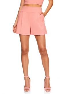 Susana Monaco Pleated Shorts
