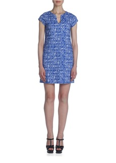 SUSANA MONACO Printed Sheath Dress