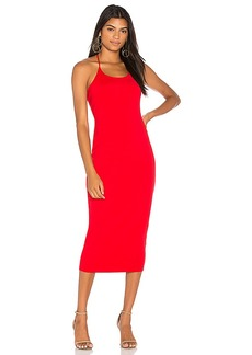 Susana Monaco Quimby Dress in Red. - size M (also in XS,S,L)