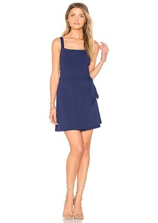 Susana Monaco Rira Dress in Navy. - size M (also in S,L)