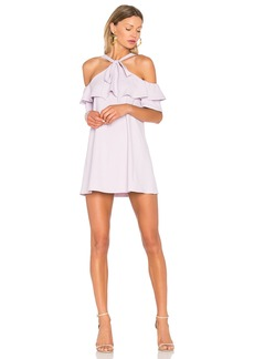 Susana Monaco Bow Cold Shoulder Dress