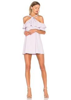 Susana Monaco Rowan Dress in Lavender. - size L (also in M,XS)