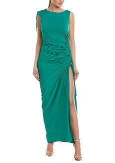 Susana Monaco Ruched Maxi Dress