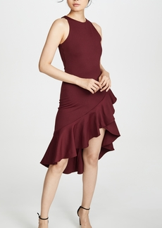 Susana Monaco Ruffle Sleeveless Dress
