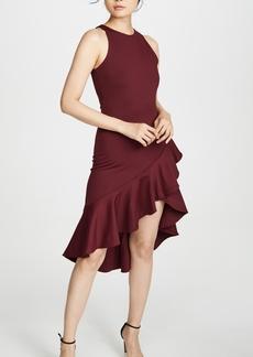 Susana Monaco Ruffle Sleeveless Dress