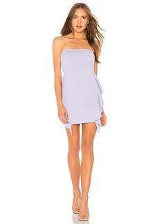 Susana Monaco Ruffle Strapless 16 Dress