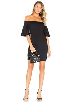 Susana Monaco Sasha Dress in Black. - size S (also in XS)