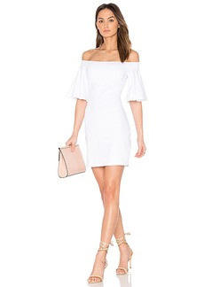 Susana Monaco Sasha Dress in White. - size M (also in XS,S,L)