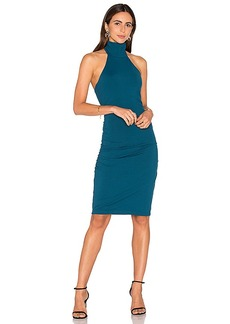 Susana Monaco Selena Dress in Teal. - size L (also in S,XS)